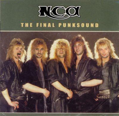 NCA - The Final Punksound LP