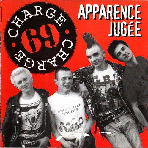 CHARGE 69 - Apparence Jugée CD