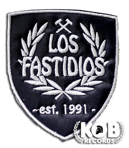 LOS FASTIDIOS Patch/Toppa