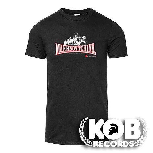 MAKHNOVTCHINA Fire&Flames T-Shirt