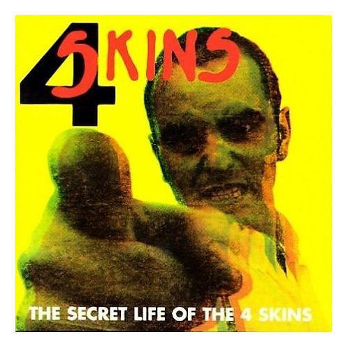 4 SKINS - The Secret Life Of The 4 Skins CD