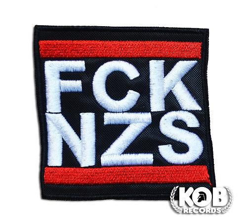 FCK NZS Patch / Toppa