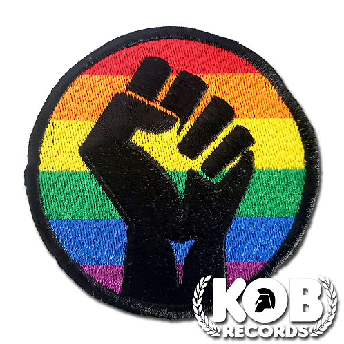 PRIDE FIST Patch / Toppa