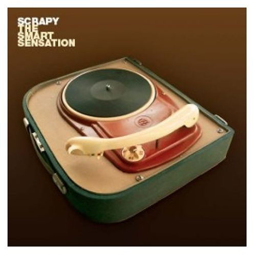 SCRAPY - The Smart Sensation LP