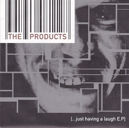 """PRODUCTS (THE) - [...Just Having A Laugh E.P] EP 7"""""""