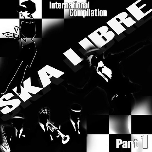 V/A SKA LIBRE Part.1 LP