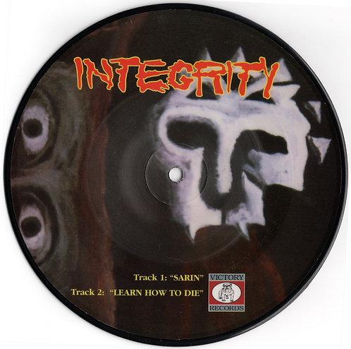 "INTEGRITY / PSYWARFARE - Integrity / Psywarfare EP 7"""