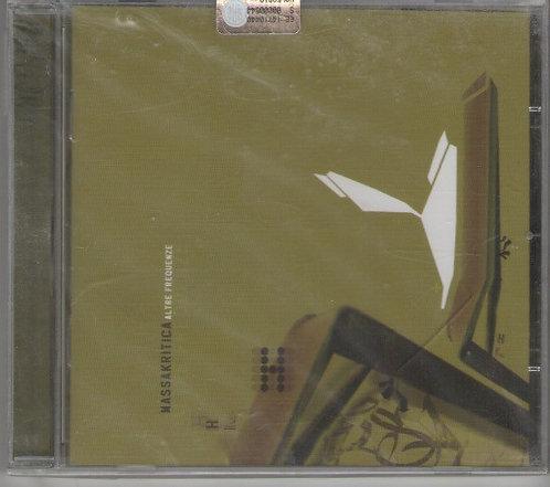 MASSAKRITICA - Altre Frequenze CD
