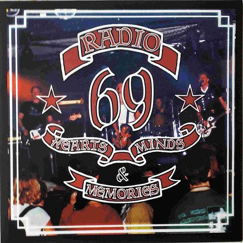 RADIO 69 - Hearts Minds & Memories LP