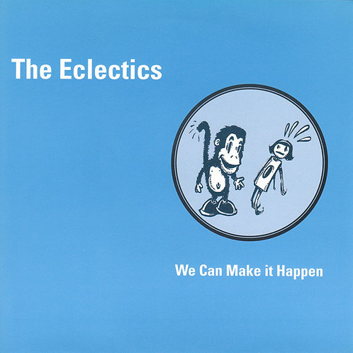 ECLECTICS (THE) - We Can Make It Happen EP 7""