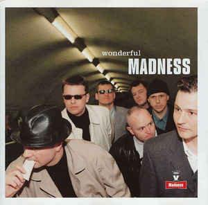 MADNESS - Wonderful CD