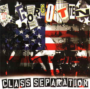 "FORGOTTEN (THE) -  Class Separation EP 7"" (Grey)"