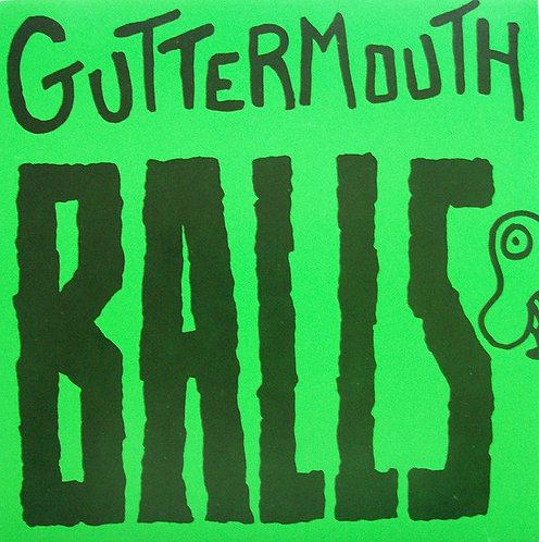 """GUTTERMOUTH - Balls EP 7"""""""