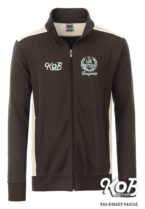 LOS FASTIDIOS / KOB Workwear Sweat Jacket