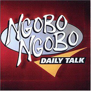 NGOBO NGOBO - Daily Talk LP