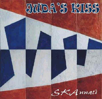 JUDA'S KISS - Skannati CD