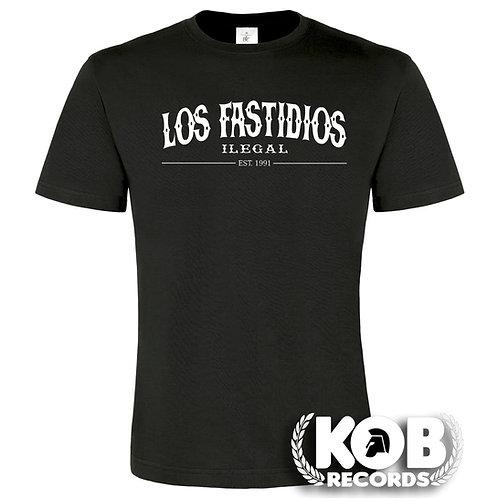 LOS FASTIDIOS ILEGAL TOUR T-Shirt