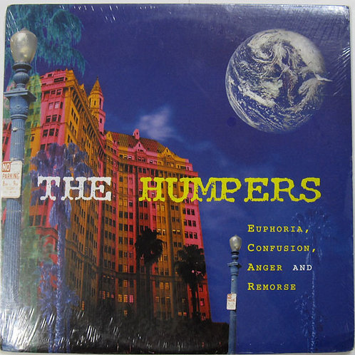 HUMPERS (THE) - Euphoria, Confusion, Anger And Remorse LP