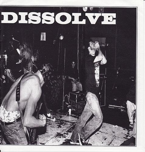"DISSOLVE - Dissolve EP 7"""