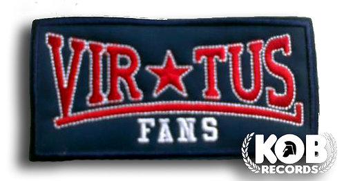 VIRTUS FANS Patch / Toppa