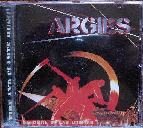 ARGIES - Al Limite De Las Utopias CD