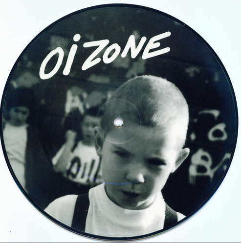 """OIZONE - Father And Son EP 7"""" (Picture Disc)"""