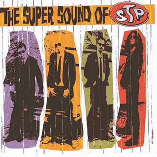 THEE S.T.P. - The Super Sound Of Thee S.T.P. LP