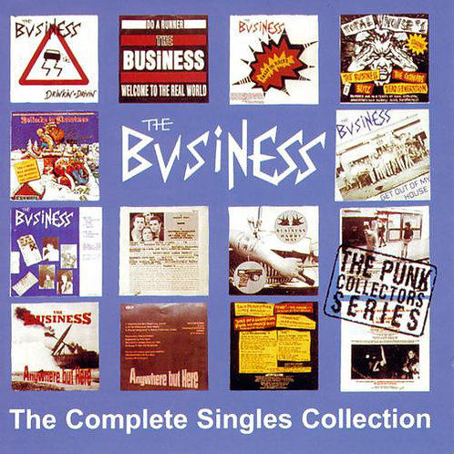 BUSINESS (THE) - The Complete Singles Collection CD