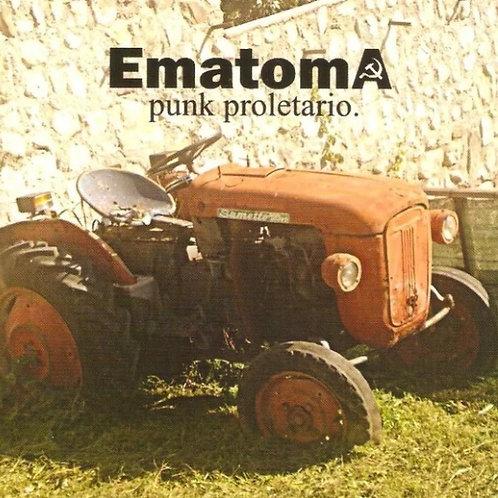 EMATOMA - Punk Proletario. CD