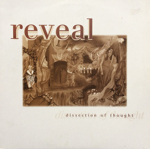 REVEAL - Dissection Of Thought LP (Pink)