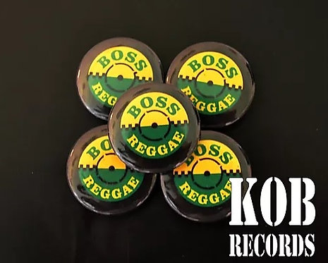 BOSS REGGAE Button