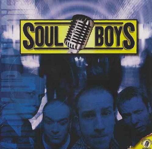 SOUL BOYS - Grow up and die LP