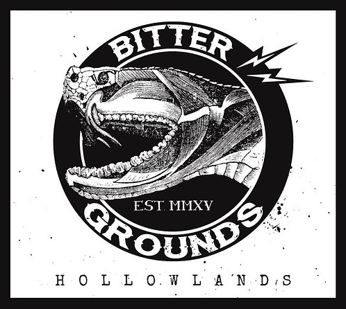 BITTER GROUNDS - Hollowlands CD