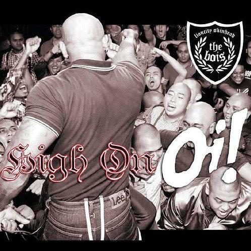 BOIS (THE) - High On Oi! CD