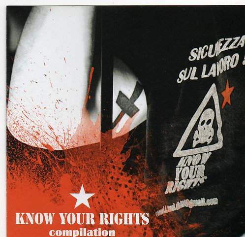 V/A Know Your Rights CD