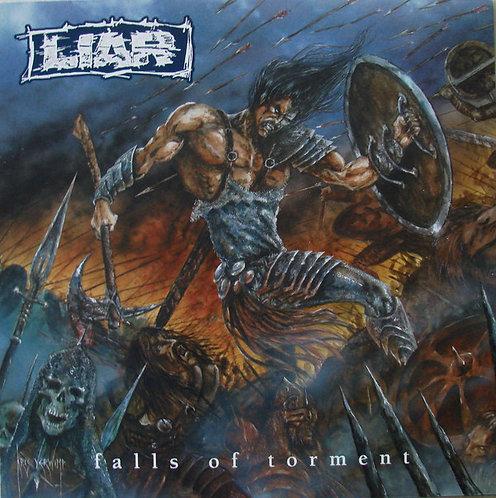 LIAR -  Falls Of Torment LP