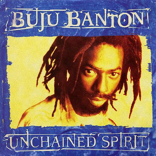 BUJU BANTON - Unchained Spirit LP