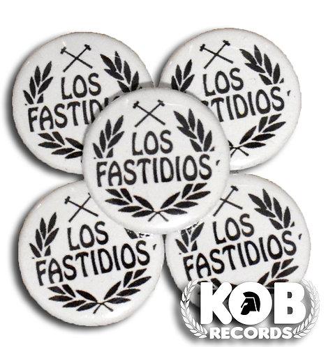 LOS FASTIDIOS Button
