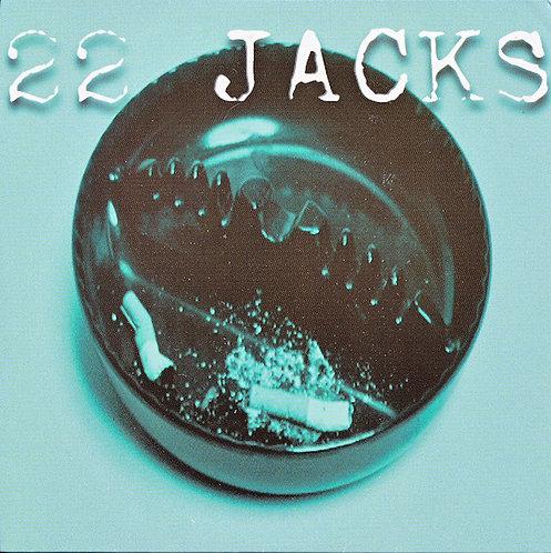 """22 JACKS - Swallow EP 7"""""""