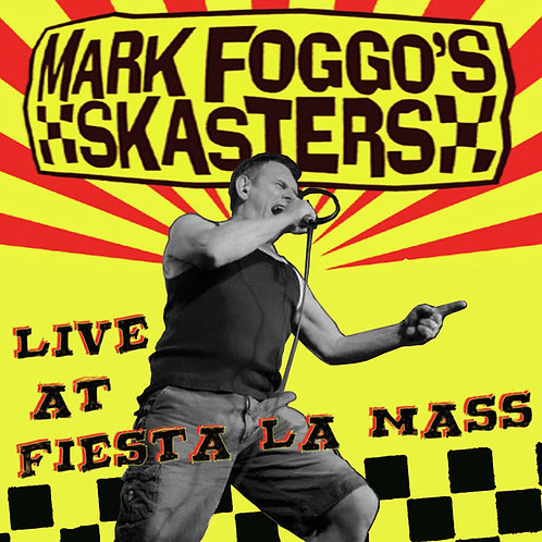 MARK FOGGO - Live at Fiesta La Mass CD