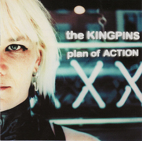 KINGPINS (THE) - Plan Of Action CD
