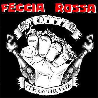 FECCIA ROSSA - Lotta Per La Tua Vita CD