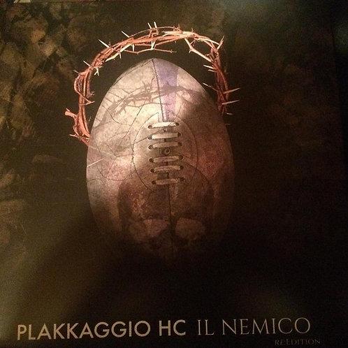 PLAKKAGGIO HC - Il Nemico LP (Orange)