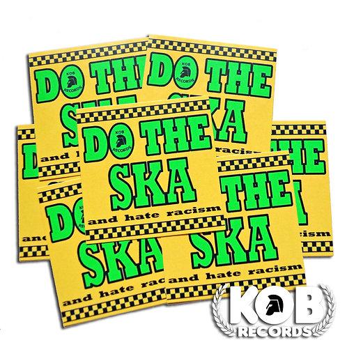 DO THE SKA (30 Stickers)