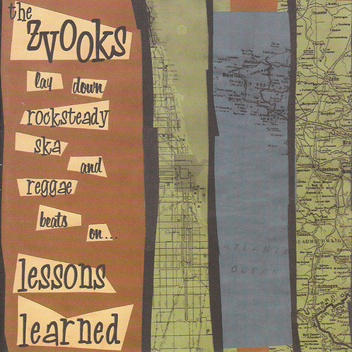 ZVOOKS (THE) - Lesson Learned CD