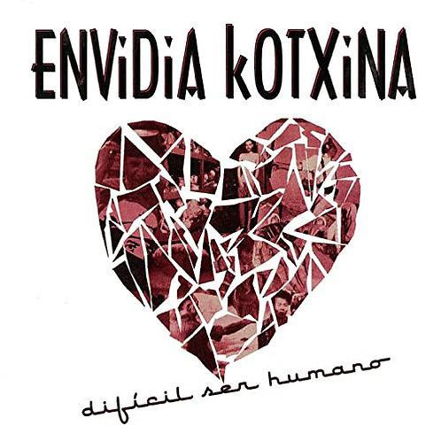 ENVIDIA KOTXINA - Difícil Ser Humano CD+DVD