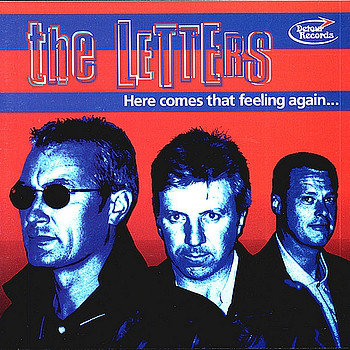LETTERS (THE) - Here Comes That Feeling Again LP