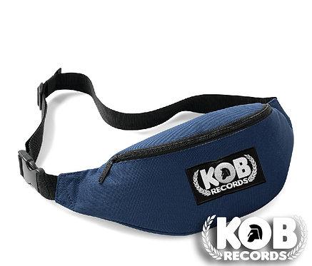 Belt Bag / Marsupio KOB RECORDS Blue