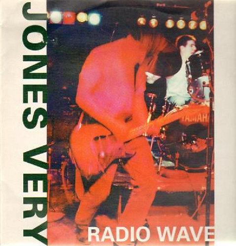 JONES VERY - Radio Wave LP