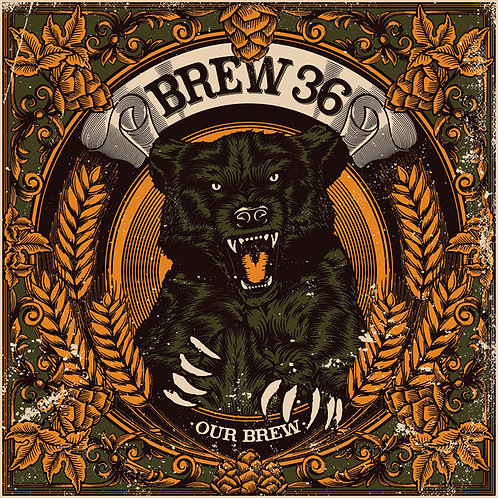 BREW36 - Our Brew CD